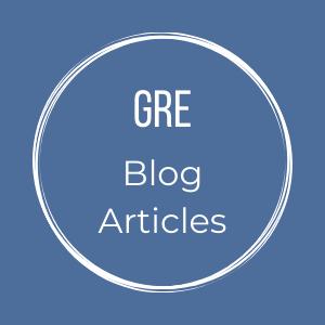 GRE Blog Articles