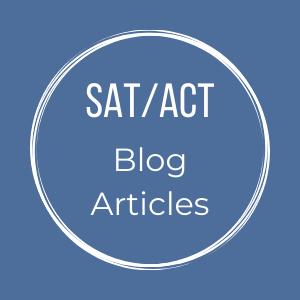 SAT/ACT Blog Articles