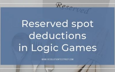 Reserved Spot Deductions in LG