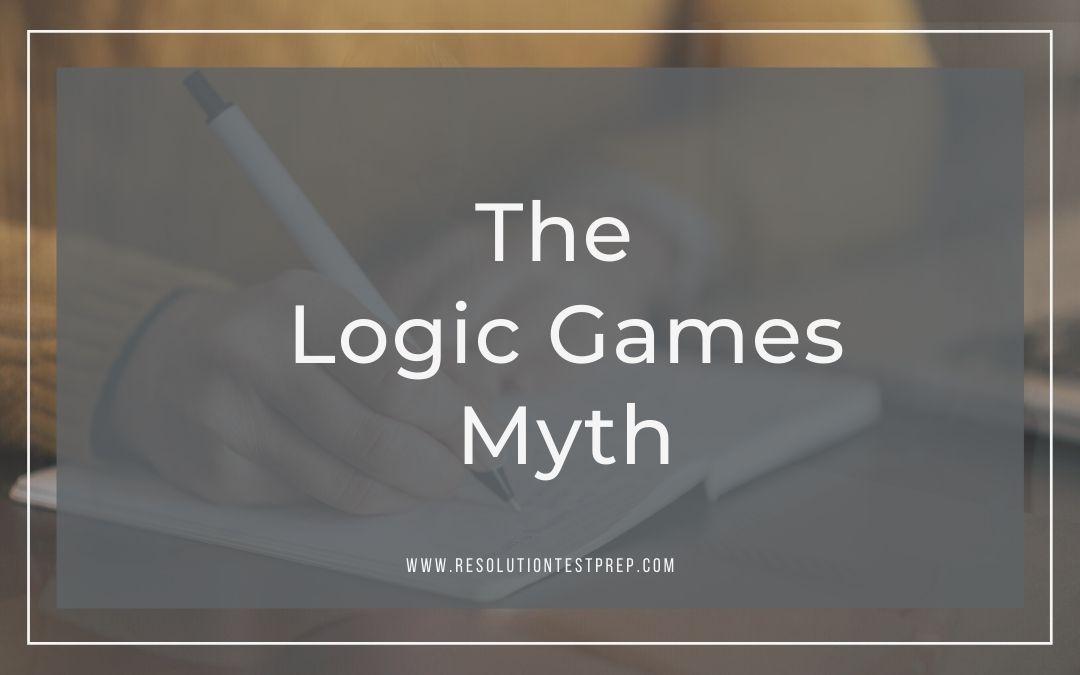 The Logic Games myth